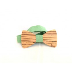 Zebrano groen